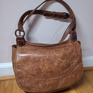 EUC Frye Leather purse